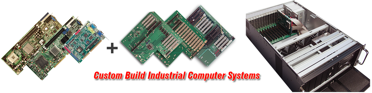 Custom Build Industrial Computer systems